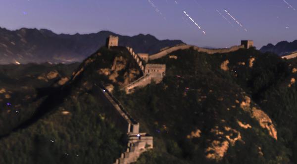 Exploración a la Gran Muralla Jinshanling